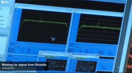 Sinal Rosetta