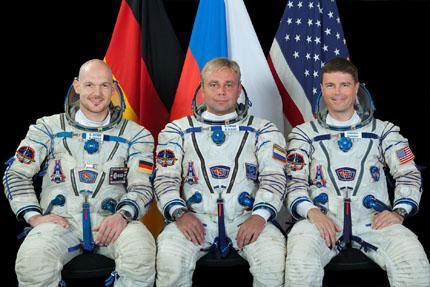 Soyuz TMA-13M Tripulação crew