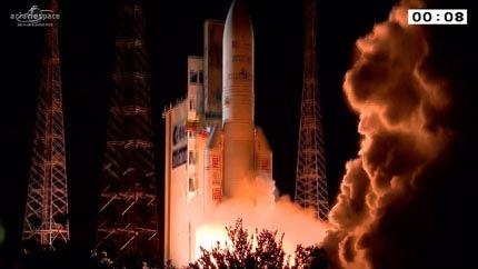 Ariane-5ECA VA 218 08