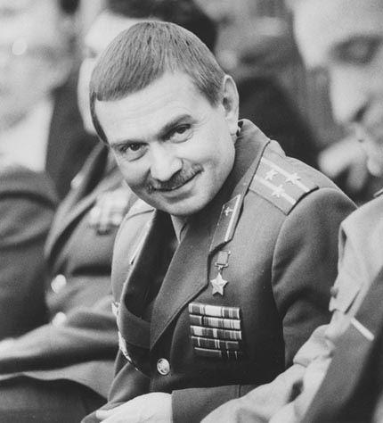 Berezovoy cosmonauta
