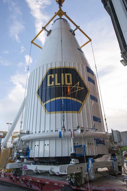 Atlas V CLIO Lift & MAte
