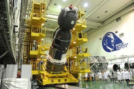 Soyuz TMA-14M 31