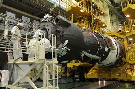 Soyuz TMA-14M 32