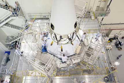 Orion EFT-1 16