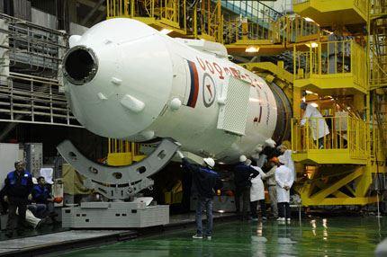 Soyuz TMA-15M 15