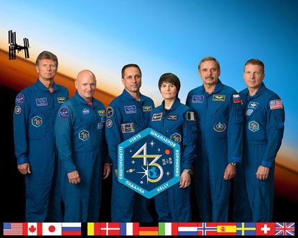 Tripulação iss-43