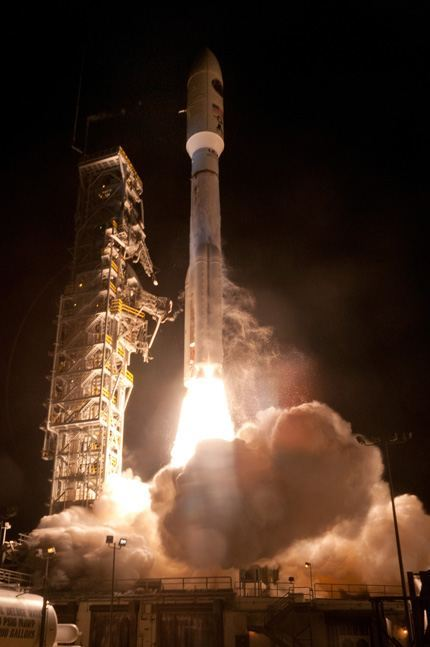 Launch of NROL-35 from Vandenberg Air Force Base, California. De