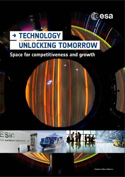 ESA brochura tecnologia
