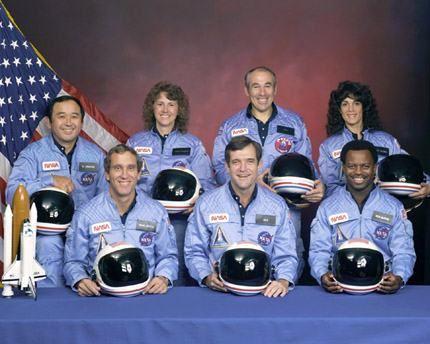 STS-51L Challengera