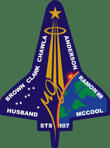 STS-107_Flight_Insignia.svg