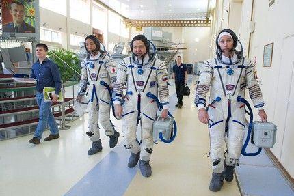 Soyuz TMA-18M 7