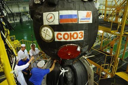 Soyuz TMA-18M 49