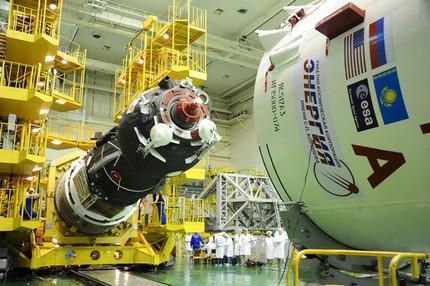 Soyuz TMA-18M 50