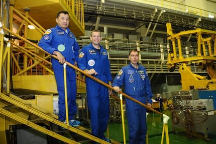 Soyuz TMA-18M 55