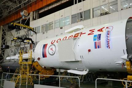 Soyuz TMA-18M 62