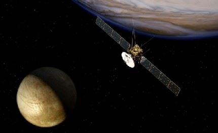 Jupiter-satellites-Juice-probe 1