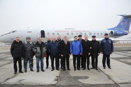 Soyuz TMA-19M 11