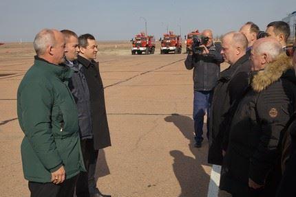 Soyuz TMA20M 20