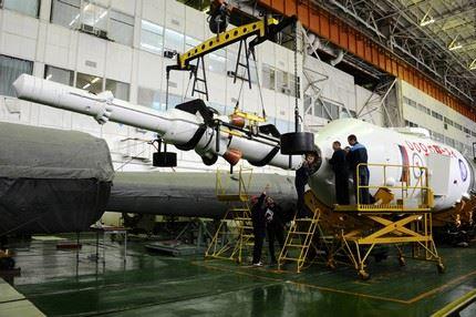Soyuz TMA20M 55
