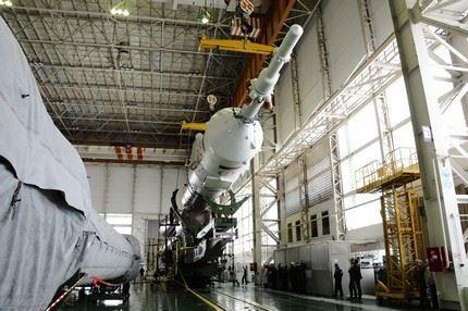 Soyuz TMA20M 57