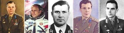 Primeiros cosmonautas 2