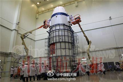 Shenzhou-10 preparativos 02