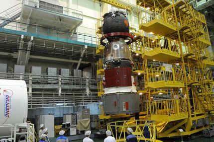 Soyuz TMA-09M 011