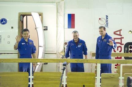 Soyuz TMA-11 11
