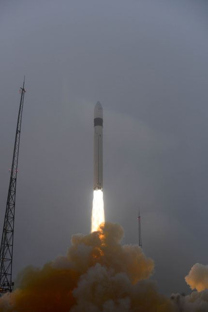 SWARM on Rockot launcher