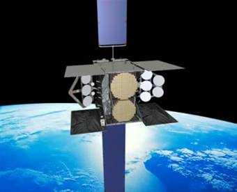 WGS On-Orbit Artist-1