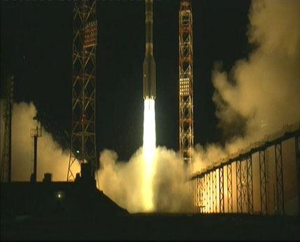 Lançamento Eutelsat3d